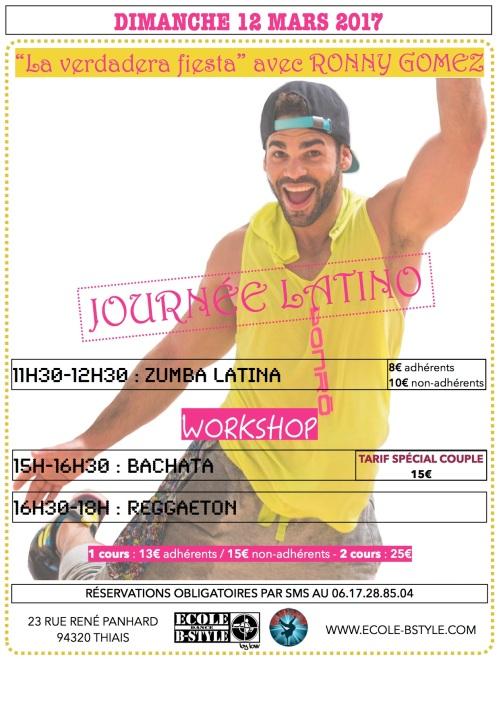 DIM12MARS - Journée Latino