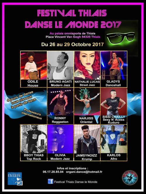 Festival TDLM 2017 - 8e édition (recto)
